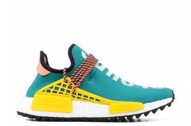 "Adidas NMD PW TR ""HUMAN RACE"" Sun Glow"