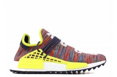 "Adidas NMD PW TR ""HUMAN RACE"" Multi-Color"