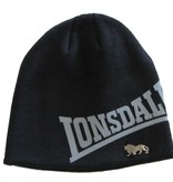 Lonsdale Lonsdale muts zwart Paignton