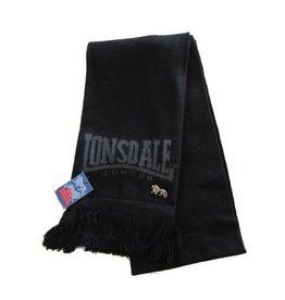 Lonsdale Lonsdale sjaal zwart Livingston