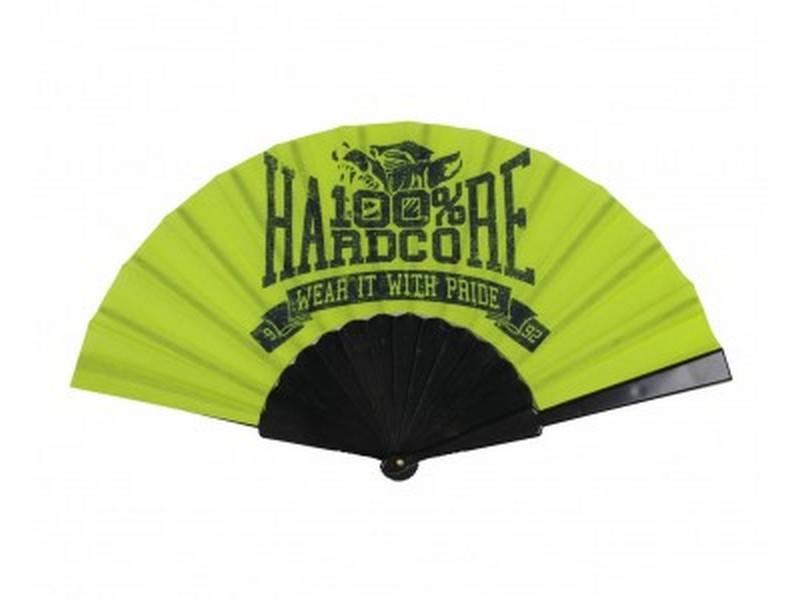 100% Hardcore 100% Hardcore waaier neon Pride