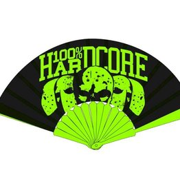 100% Hardcore 100% Hardcore waaier Hockey War Green