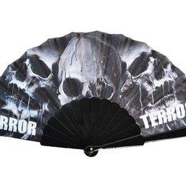 Terror Terror waaier Melting Skulls