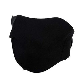 E.P. Biker mask half face Black