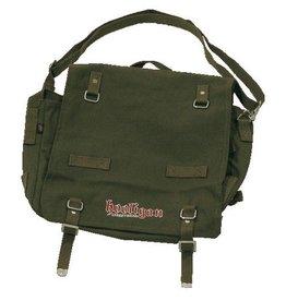 Hooligan Streetwear Hooligan tas olijfgroen Big Bag