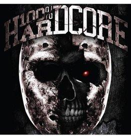 100% Hardcore 100% Hardcore vlag Metallic Mask