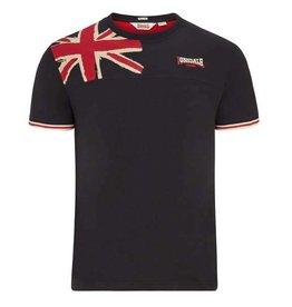 Lonsdale Lonsdale t-shirt zwart Leybourne