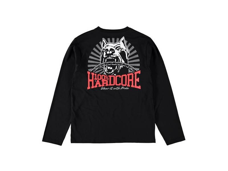 100% Hardcore 100% Hardcore longsleeve Dog 1