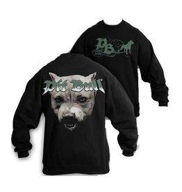 Pit Bull Pit Bull sweater zwart Head