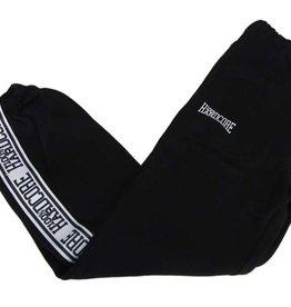 100% Hardcore 100% Hardcore joggingbroek zwart Stripe
