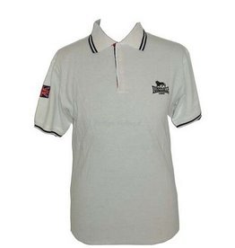 Lonsdale Lonsdale polo wit bedford