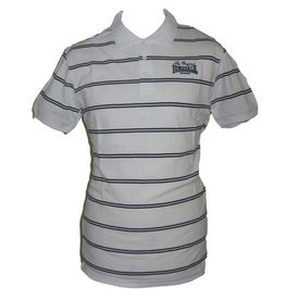Lonsdale Lonsdale polo wit Diss