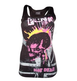 Alchemy Alchemy  Punk No Death, Black Tank Top