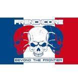 Frenchcore Frenchcore vlag Skulls