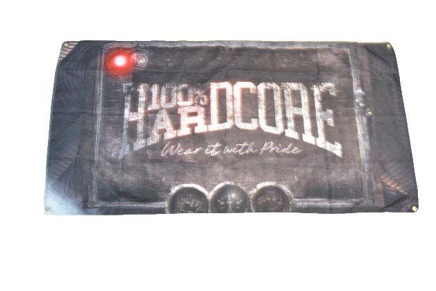 100% Hardcore 100% Hardcore vlag Engine H