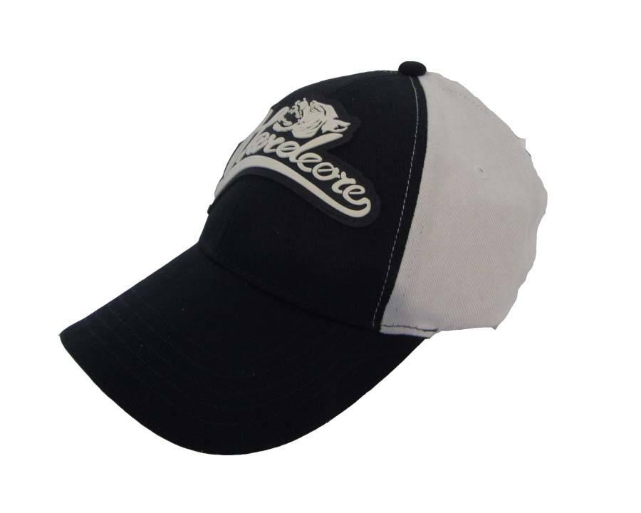 100% Hardcore 100% Hardcore cap wit/navy Warcity