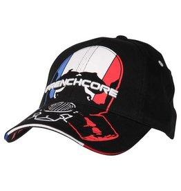 Frenchcore Frenchcore cap zwart Gasmask