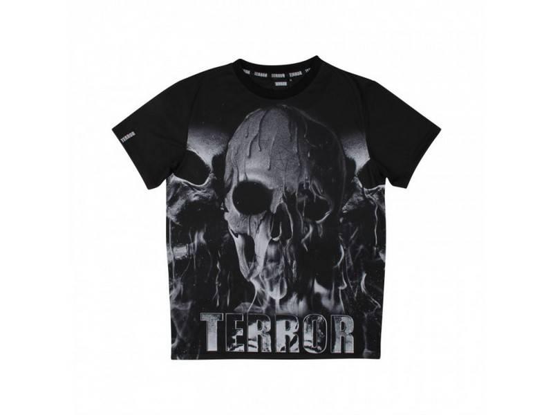 Terror Terror t-shirt Melting Skulls