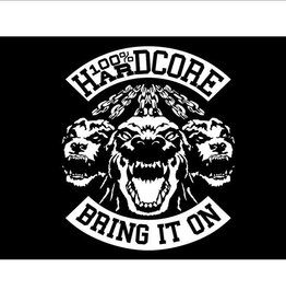 100% Hardcore 100% Hardcore vlag Bring It On