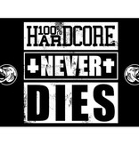 100% Hardcore 100% Hardcore vlag Never Dies