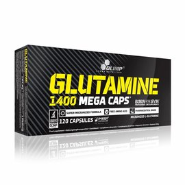 Olimp Nutrition L-Glutamine Mega Capsa