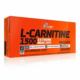 Olimp Nutrition L-Carnitine 1500 Mega Caps