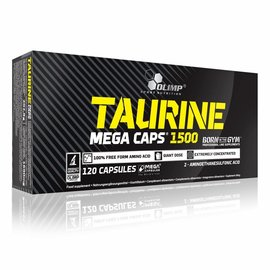 Olimp Nutrition Taurine Mega Caps