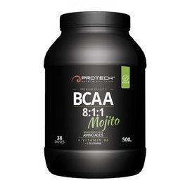 Protech BCAA 8:1:1 Powder