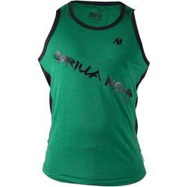 Gorilla Wear Stretch Tank Top - Green
