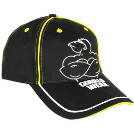 Gorilla Wear Men's Muscled Monkey Cap - Black/Yellow