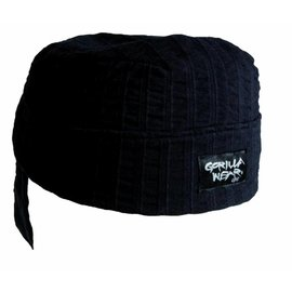 Gorilla Wear Men's Workout Cap - Black