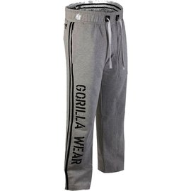 Gorilla Wear 2-Stripe Sweatpants - Dark Grey