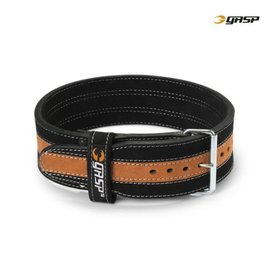 GASP Power Belt - Black/Orange