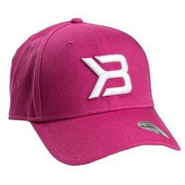 Better Bodies Women Baseball Cap - Hot Pink