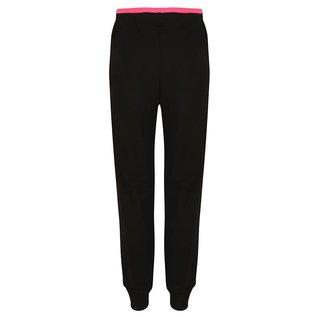 Gold's Gym Ladies Fitted Premium Jog Pants - Black