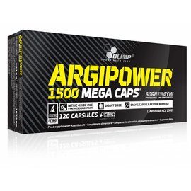 Olimp Nutrition ArgiPower 1500 mega caps