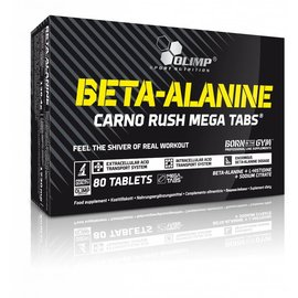 Olimp Nutrition Beta-Alanine Carno Rush