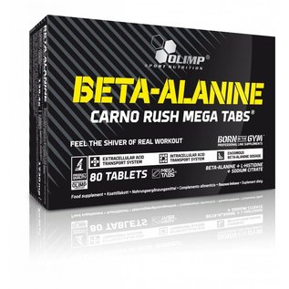 Olimp Nutrition Beta-Alanine Carno Rush