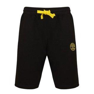 Gold's Gym Logo Sweat Shorts - Black