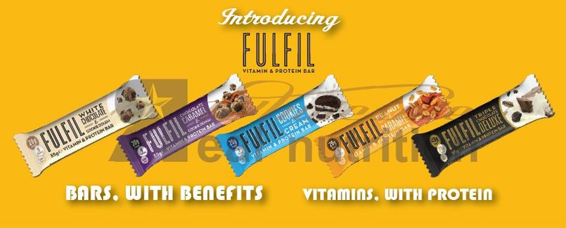 FULFIL PROTEIN BAR_REAL NUTRITION WHOLESALE