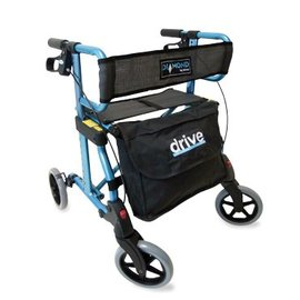 SUPERSTUNT: Drive Medical Diamond rollator / 2 kleuren