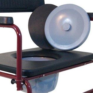 SUPERSTUNT: Drive Medical TRS200 XL toiletstoel