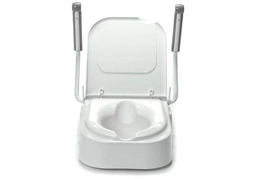 Drive Medical TSE 150 toiletverhoger - 2 types