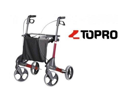 Topro Troja classic rollator / 3 maten