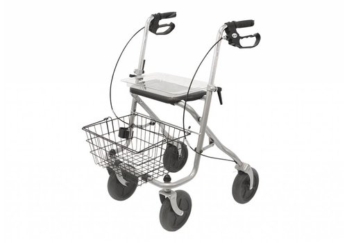 SUPERSTUNT: Drive Medical Migo 2G rollator
