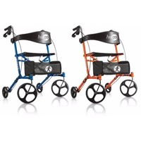 Hugo Sidekick Rollator blauw of oranje