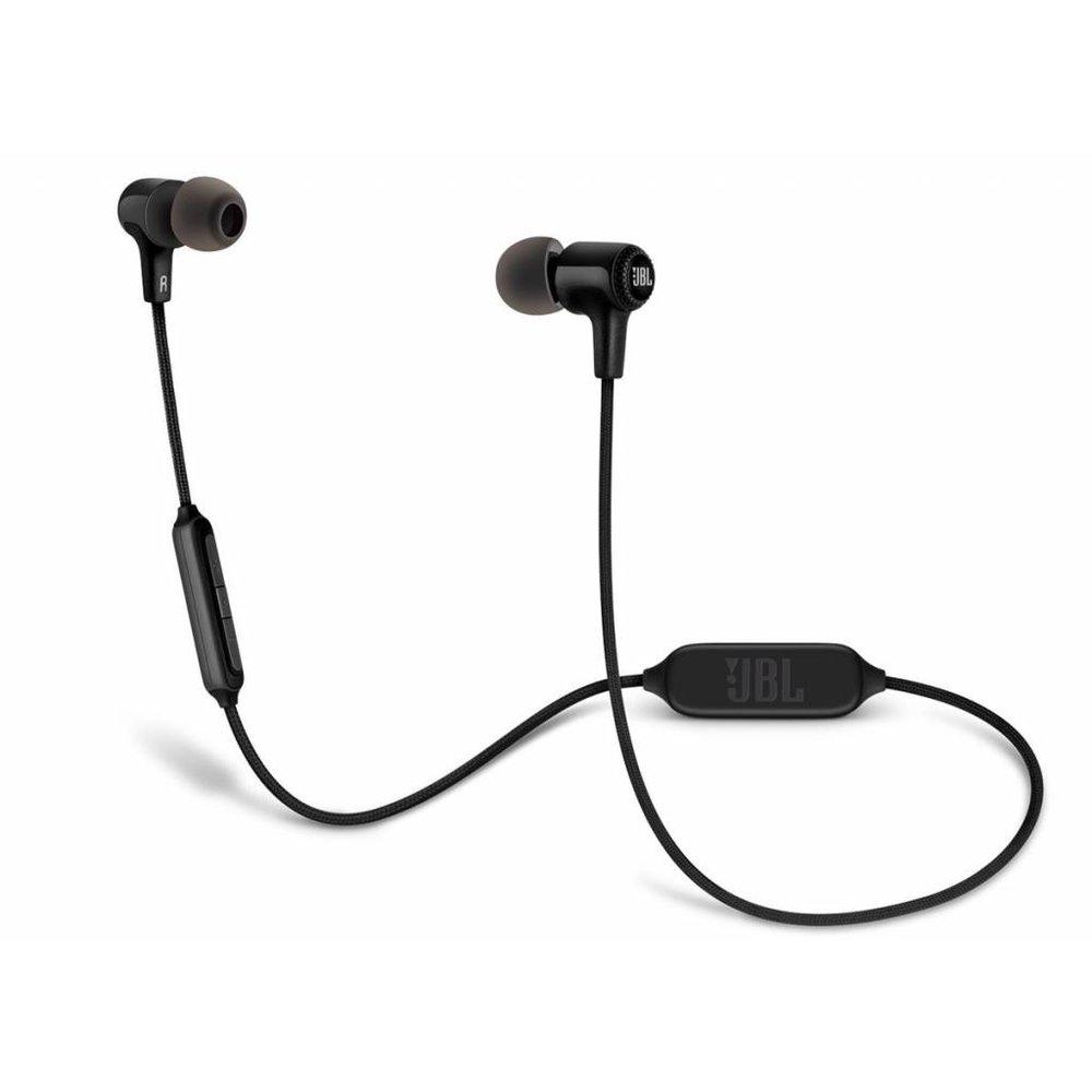 JBL JBL E25BT - Draadloze in-ear oordopjes - Zwart