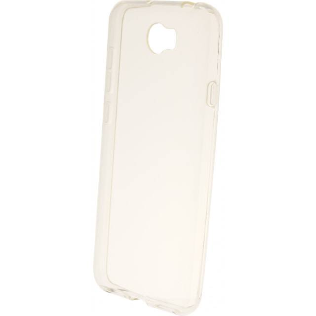 Mobilize Gelly Case Huawei Y5 2/ Y6 2 Compact Transparent