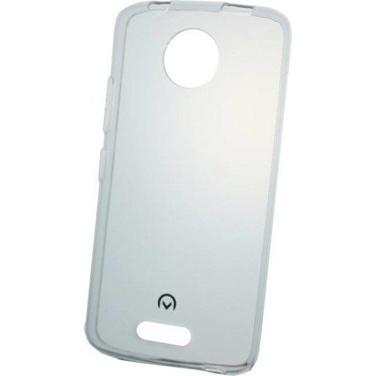 Mobilize Motorola Moto C TPU Case Transparant