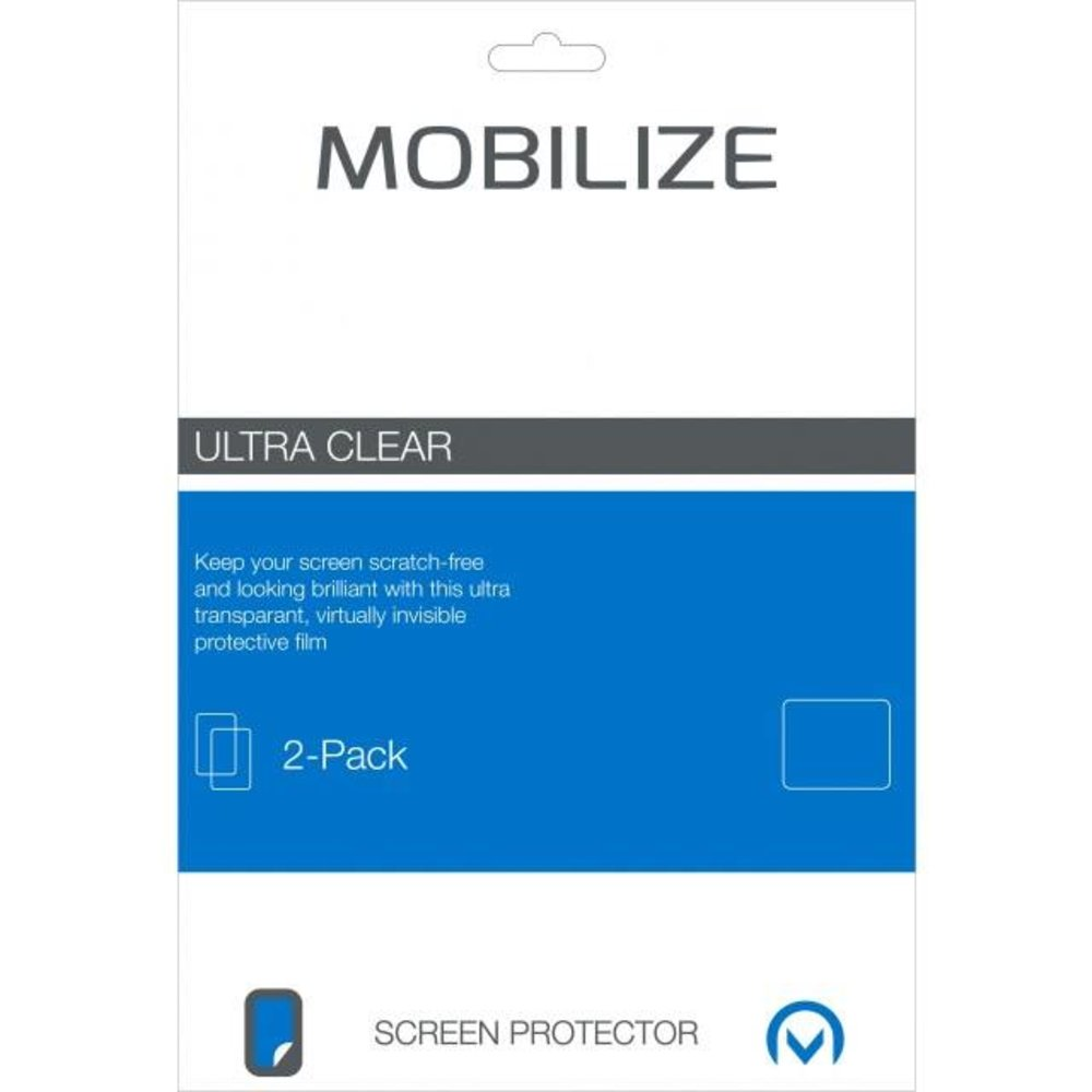 Mobilize Mobilize Clear 2-pack Screen Protector Samsung Galaxy Tab Pro 10.1